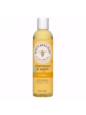 Burt's Bees Baby Bee Tear Free Shampoo & Wash 12oz
