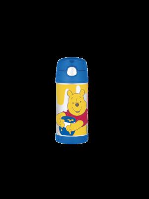 Thermos Disney Winnie The Pooh Straw Bottle - F4014-WPS