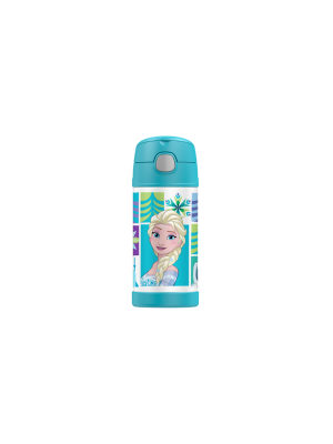Thermos Disney Frozen Straw Bottle - F4017-FZS