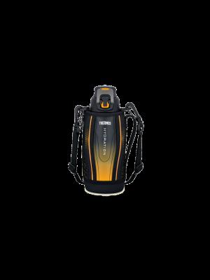 Thermos Sports Bottle w/ Bag 0.8L - FFZ-802F-BK-G (Black Gradation)