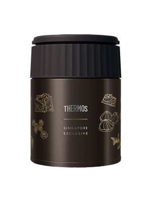 Thermos Singapore Exclusive Food Jar 0.4L | JBQ-400-S(DBW)