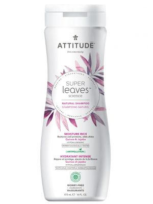Attitude Super Leaves Science, Shampoo - Moisture rich