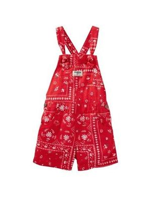 Toddler Girl OshKosh B'gosh Bandana Shortalls