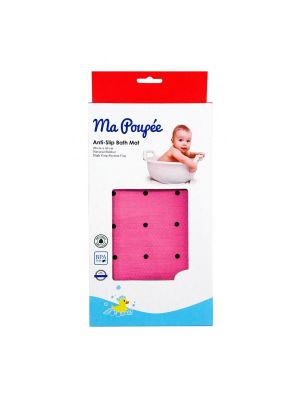Ma Poupée Baby Bath Mat - Pink