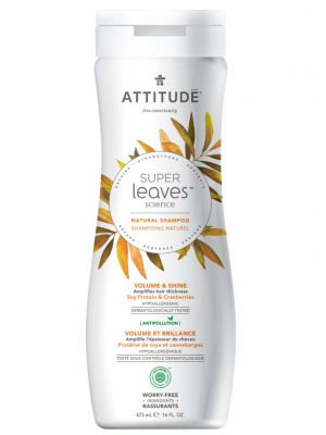 Attitude Super Leaves Science, Shampoo - Volume & Shine