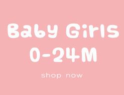 Baby Girls NB-24M