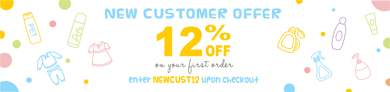 Coupon Code for New Customer