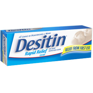 Desitin Rapid Relief Creamy 4oz