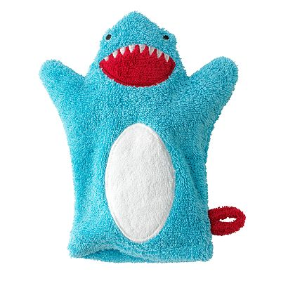 Wash Mitt - Shark